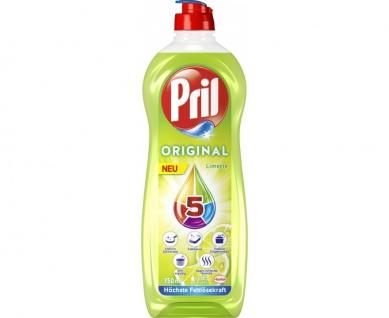 Henkel Waschmittel Pril Limette für höchste Fettlösekraft 750ml