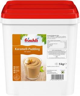 Frischli Sahne-Pudding Karamel wie selbstgemacht in optimaler Konsistenz 5000g