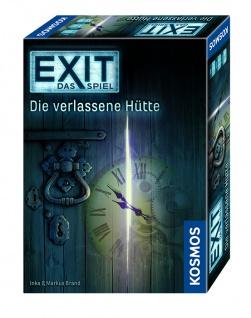 Spiel EXIT Die verlassene Huette