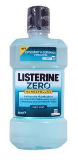 Listerine Zahnsteinschutz Lösung, 500 ml