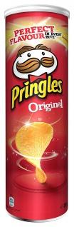 Pringles Original gesalzene Stapelchips für Veganer geeignet 200g
