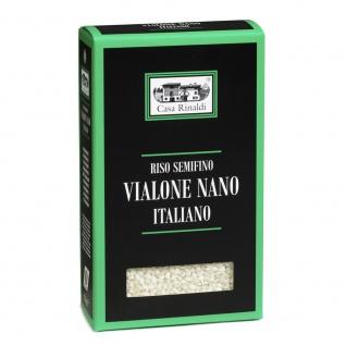 Casa Rinaldi Reis vialone nano aus Italien -Risotto Reis- 1000g