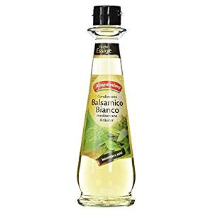 Hengstenberg Condimento Balsamico Bianco mediterrane Kräuter, 250 ml