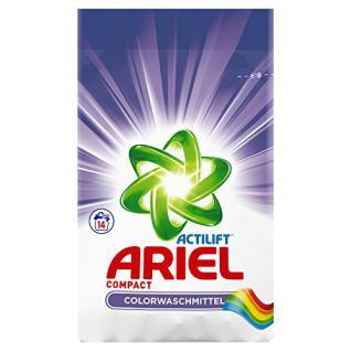 Ariel Waschpulver Compact Colour und Style 1.05 Kg, 5er Pack (5 x 14 Waschladungen) - Vorschau