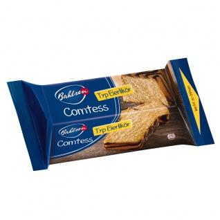 Bahlsen Comtess Eierlikör Rührkuchen mit kakaohaltiger Glasur 350g