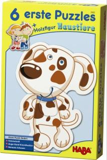 1. Puzzle Haustiere