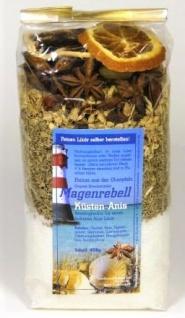 Magenrebell Küsten Anis von Biller Ansatzmischung Kräuterlikör 450g