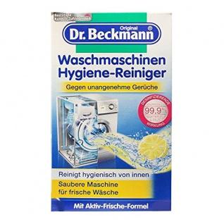 Dr. Beckmann Waschmaschinen Hygienereiniger 250g