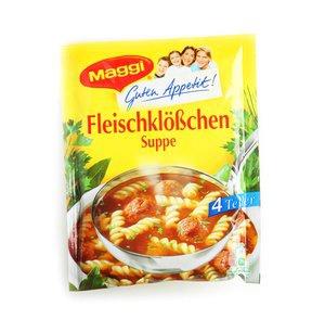 Maggi Fleischklößchensuppe 0.75l