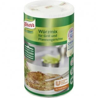 Knorr Würzmix für Grill und Pfannengerichte Gewürzmischung 500g
