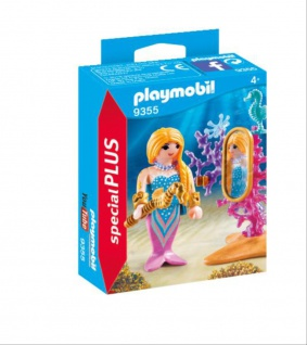 Playmobil Meerjungfrau Mermaid Spielfigurensets Special Plus 9355