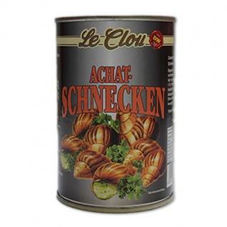 Le Clou Achat Schnecken Schneckenfleisch aus Indonesien 225g