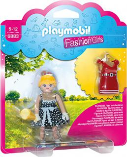 PLAYMOBIL 6883 - Fashion Girl - Fifties