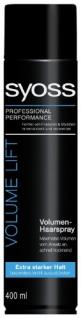 Syoss Volume Lift Volumen-Haarspray, 400 ml