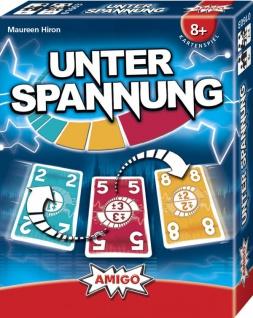 Amigo Unter Spannung Ein spannendes Kartenspiel für die ganze Familie