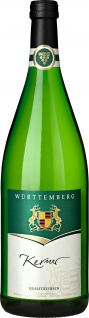 Württemberger Kerner Qualitätsweißwein mit fülliger Würze 1000ml