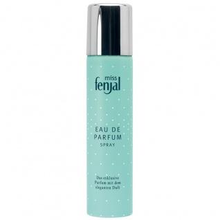 Fenjal Eau De Parfum Spray mit Jasmin Orange und Bergamotte 75ml