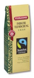 Teekanne Indische Teemischung aus Schwarzem Tee Fairtrade 250g