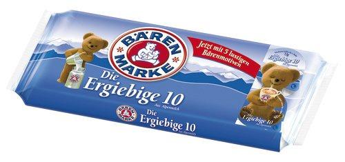 Bärenmarke Die Ergiebige 10 ergiebige Kondensmilch 10 x 7.5g