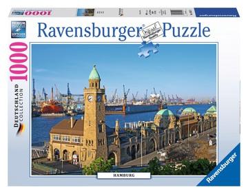1000 Teile Hamburg