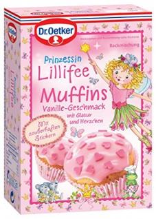 Dr. Oetker Prinzessin Lillifee Muffins 400g