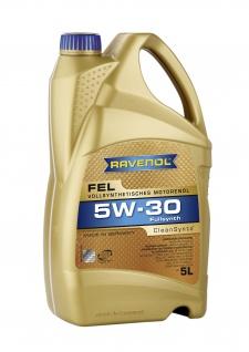 Ravenol FEL SAE 5W-30 für den Einsatz von Diesel & Benzinmotoren