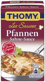 Thomy Les Sauces Pfannen Sahne Sauce für Fleisch aller Art 250ml