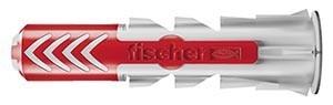 Fischer Befestigungstechnik Duo Power Dübel 3x30mm rot grau 100 Stück