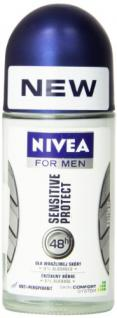 NIVEA DEO Roll on Sensitive blau, 50 ml