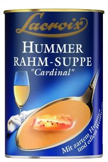 Lacroix Hummer-Rahm-Suppe, 2er Pack (2 x 400 ml)