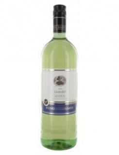 Heinrich Hansjakob - Gutedel - aus Baden Qualitätswein Trocken 1000ml