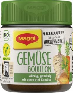 Bio Maggi Gemuese Bouillon