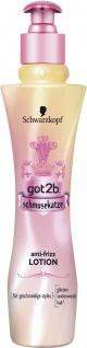 Schwarzkopf Got2b Anti Frizz Lotion Schmusekatze Inhalt 200 ml