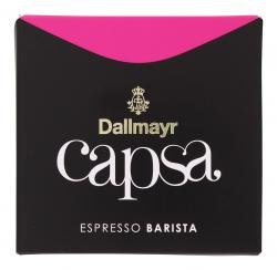 Dallmayr Capsa Espresso Barista 10 Nespresso Kaffeekapseln 56g