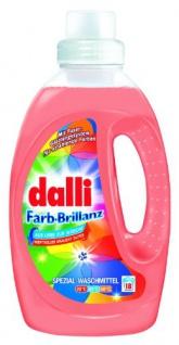 Dalli Farb-Brillanz-Spezialwaschmittel, 18WL, 1, 1 l