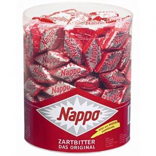 Nappo Klassiker in der Dose Nougat mit Zartbitterschokolade 1320g
