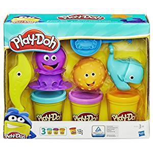 Play Doh Unterwasser Knetwelt