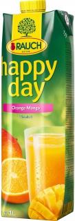 Rauch Happy Day Orange Mangosaft samtig fruchtig imTetrapak 1000ml