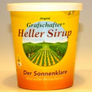 Grafschafter Heller Sirup Sonnenklar