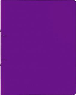 Ringbuch FACT DIN A4 Farbe violett 16mm 2Ringe