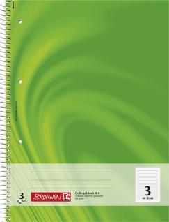 Collegeblock Vivendi Lin.3 DIN A4