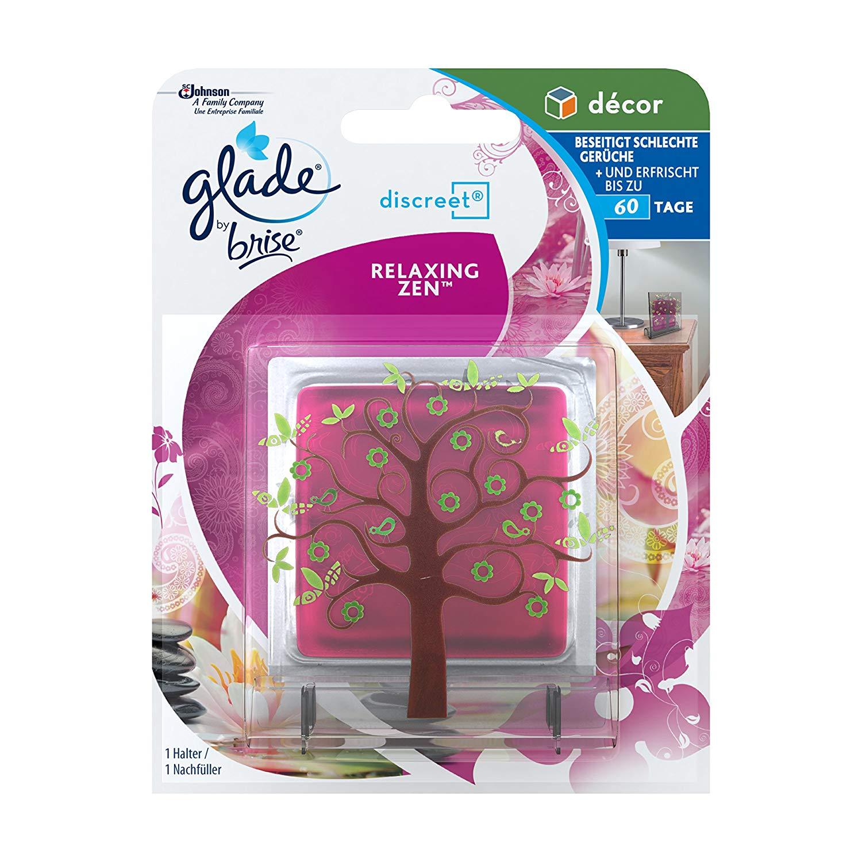 Glade by Brise Discreet decor Original Relaxing Zen 54g 6er Pack - Kaufen bei Mega
