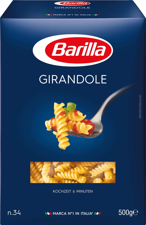 Barilla Girandole