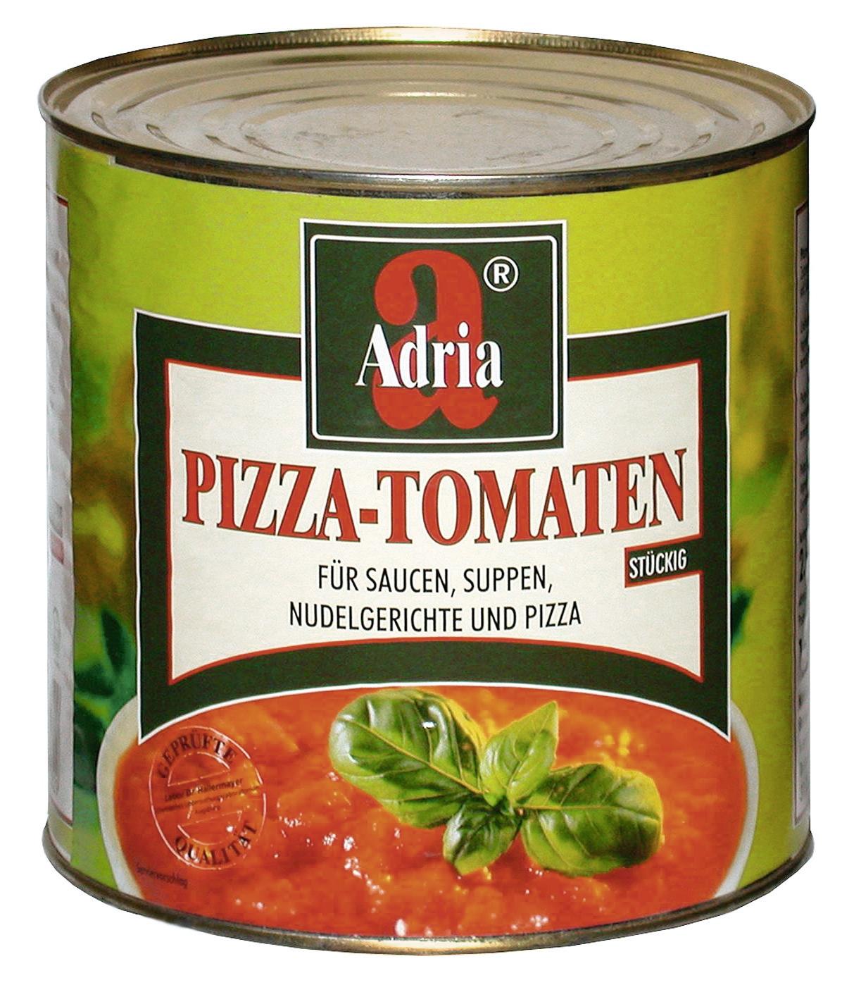 Was Sind Pizzatomaten