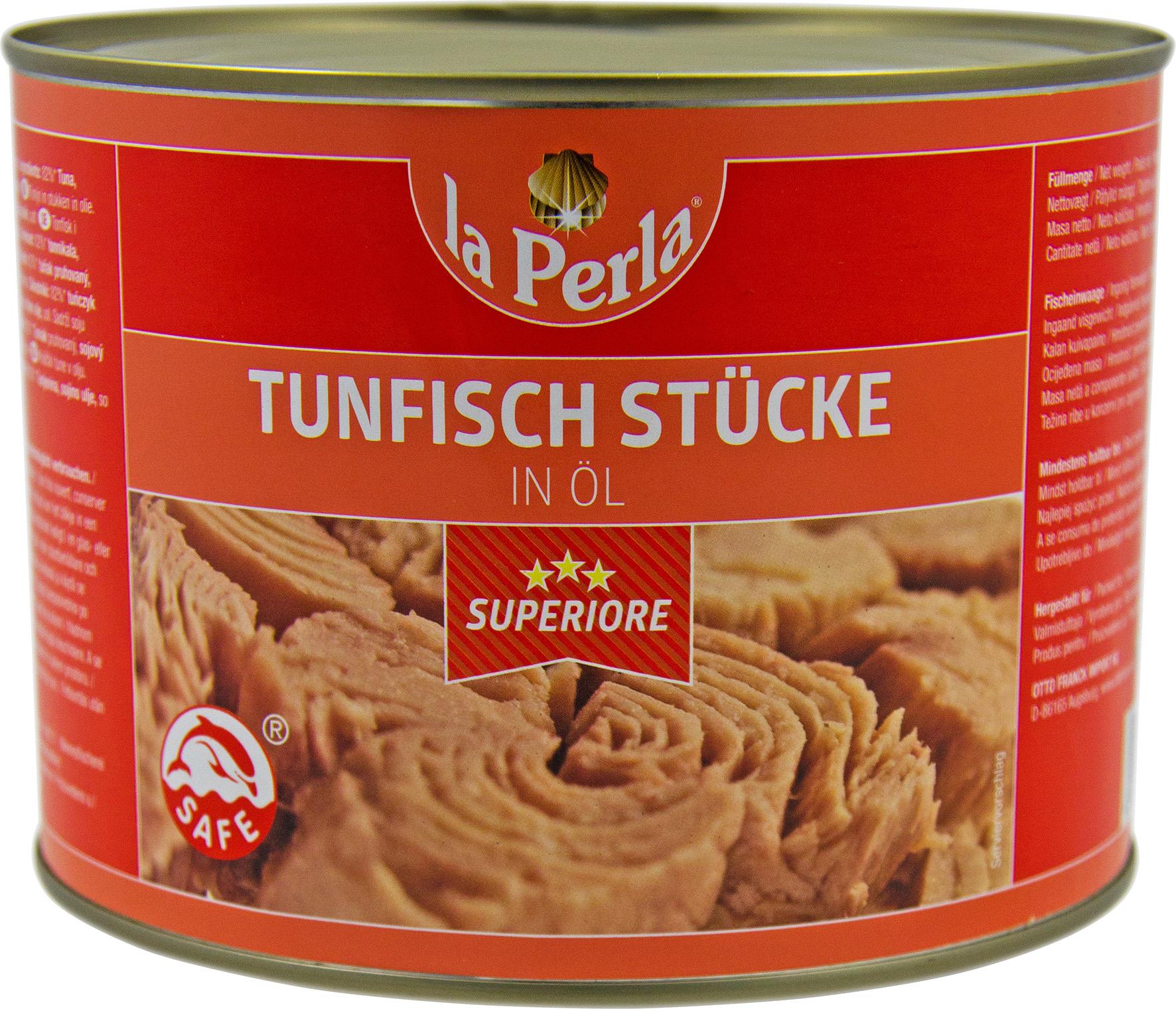Thunfisch In öl