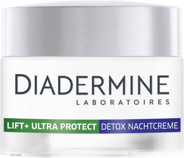 DIADERMINE LIFT+ Nachtpflege ULTRA PROTECT Detox Nachtcreme 50ML