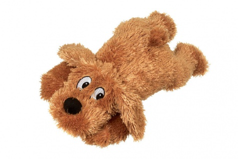 Hundespielzeug Plüschspielzeug Hund Stups 300mm mit Quitscher