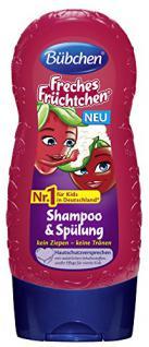 Bübchen Kids Freches Früchtchen Shampoo und Spülung, 4er Pack (4 x 230 ml) - Vorschau