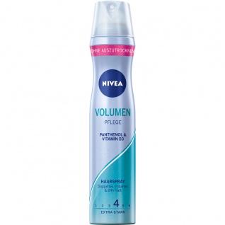 Nivea Haarspray Volumen Pflege Besonders Starker Halt 250ml 3er Pack