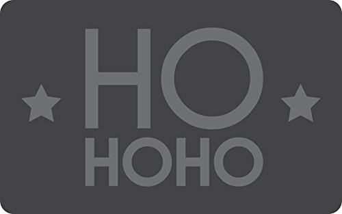 Plaetzchen-Stempel HoHoHo